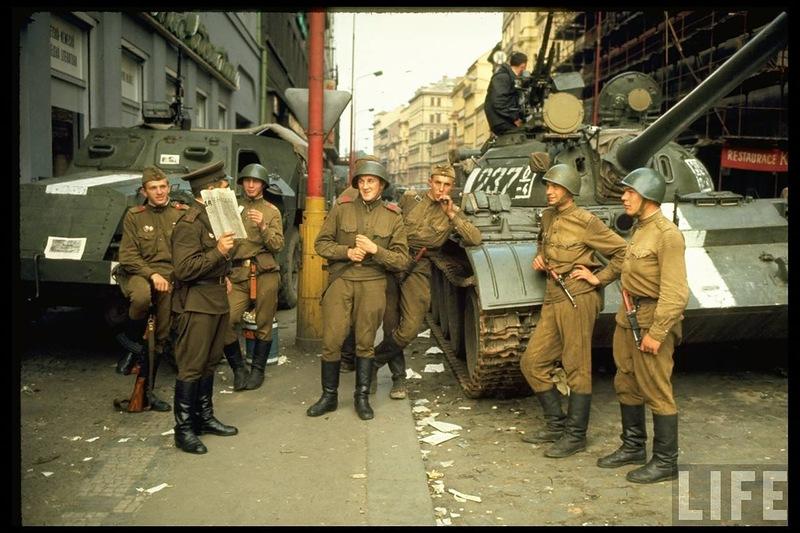 Стариков: Чехословакия 1968 – русская доброта и немецкая жёсткость