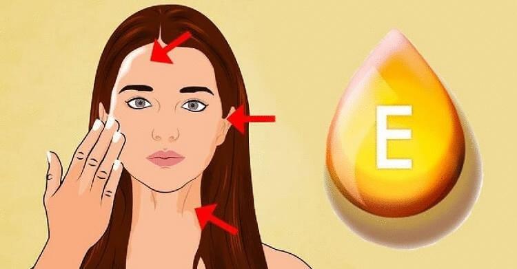 Вот как использовать витамин Е, чтобы выглядеть моложе