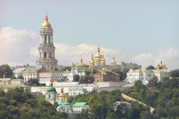 История против Украины: Киев - русский, мы его купили