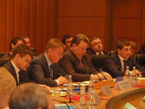 Заседание коллегии Департамента природопользования и охраны окружающей среды Москвы (ФОТО)