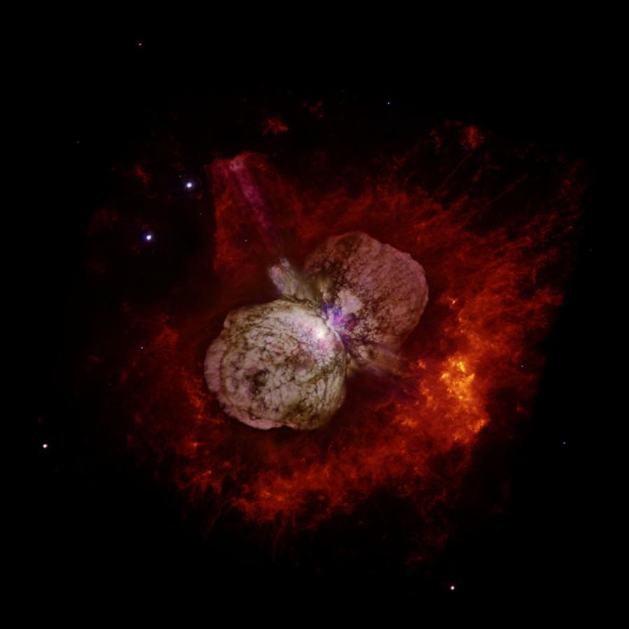 «Хаббл» помог пролить свет на историю Эта Киля