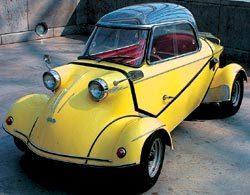 Музейные Micro автомобили продаются по весу
