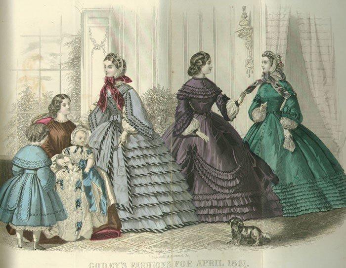 Почему общественные туалеты в Викторианской Англии были исключительно мужскими
