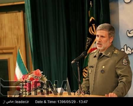 Новый глава МО Ирана высказался за реализацию ракетной программы