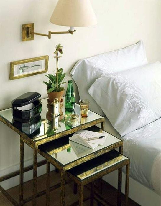 Столики для спальни своими руками 90