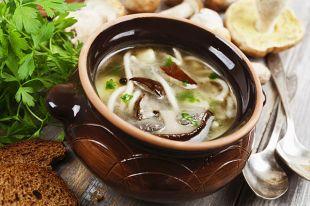 Грибной суп, овсянка и капуста. Лучшие блюда для соблюдающих Великий пост