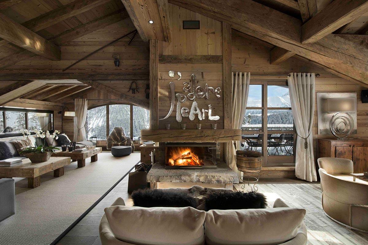 Шикарный особняк для новогодних каникул