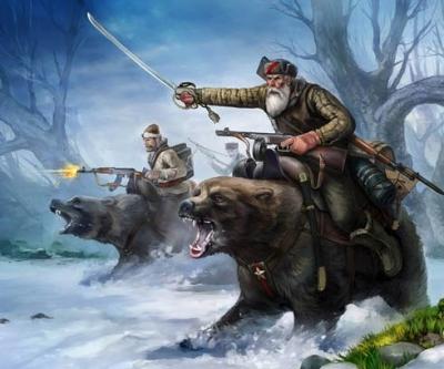 Какие же русские варвары!!!