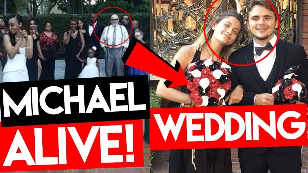 Картинки по запросу SHOCK! Michael Jackson SEEN ALIVE 2017 at his nephew's Wedding