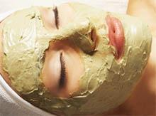 Маски из глины для лица. Лечебная глина для кожи. Глиняная терапия