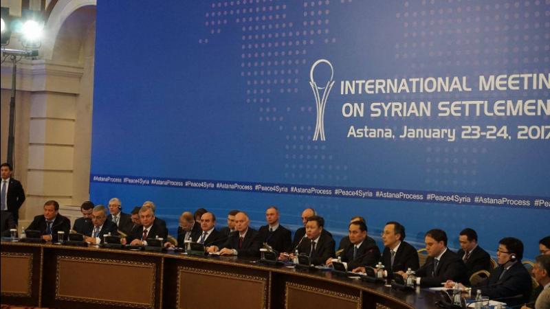 Сирия: Астана подтвердила перенос начала заседания по урегулированию в САР