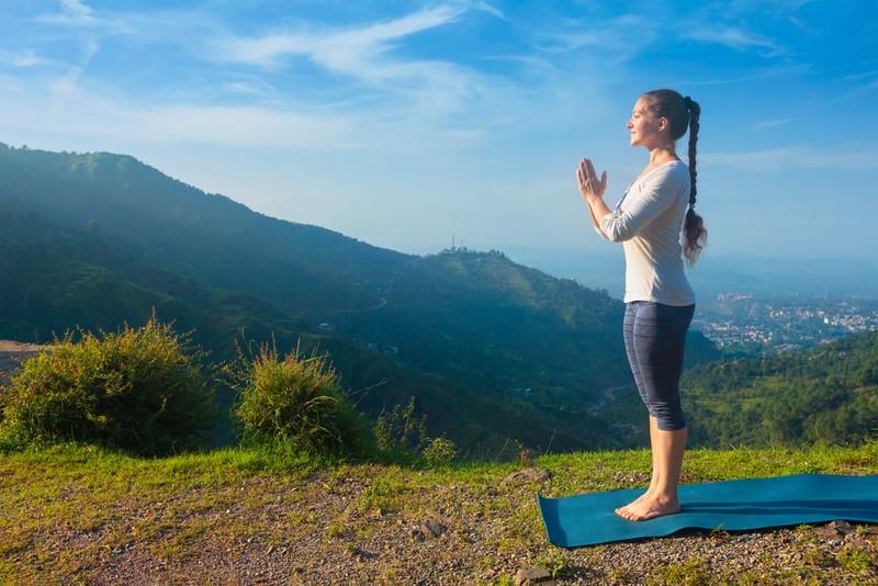асаны йоги и их названия