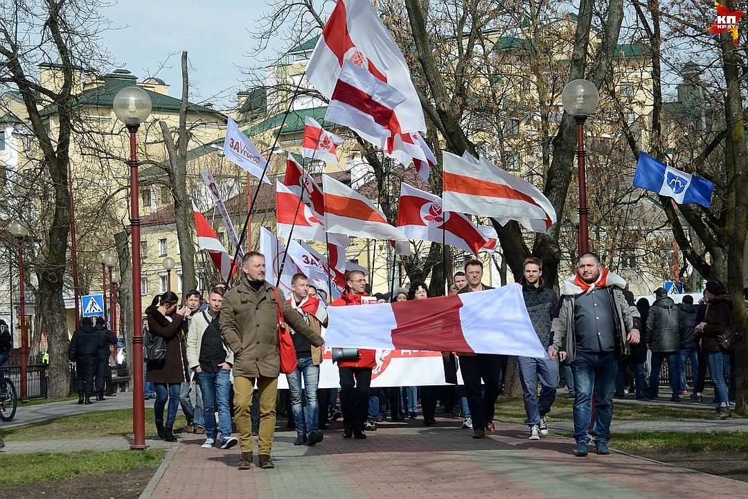 Белорусская оппозиция потребовала расторгнуть Союзный договор с Россией
