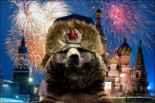 картинки символ россии медведь