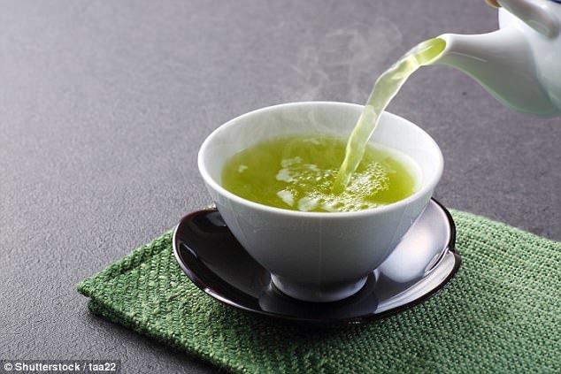 1. Белый, чёрный, зелёный чаи бессонница, еда, исследования, продукты, рейтинг, сон, учёные, факты