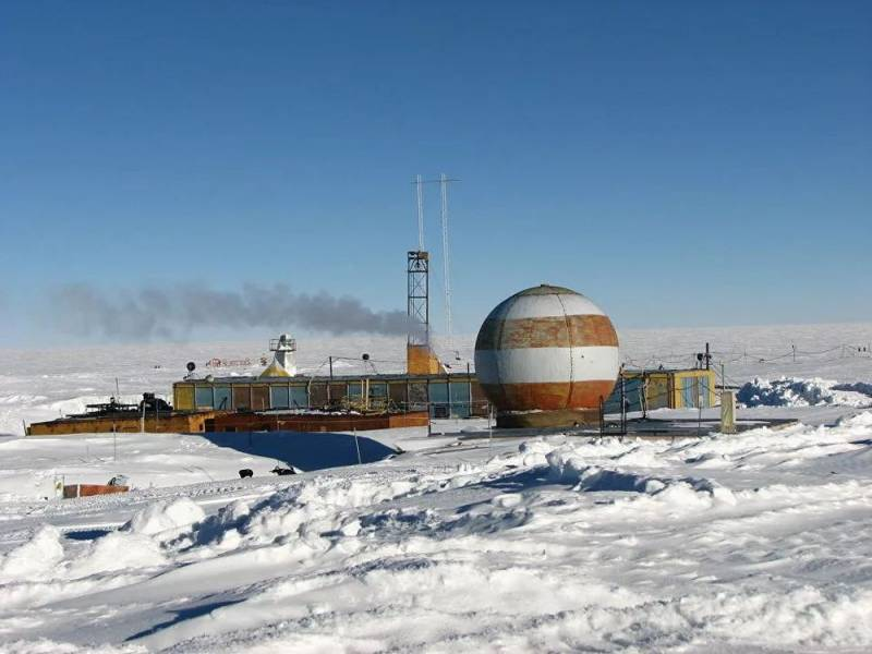Россия всерьез берется за Антарктиду