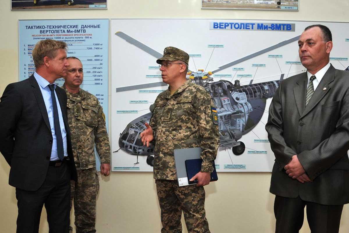 Харьков форсированно готовят к статусу базы НАТО