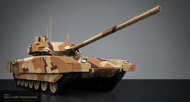 «Армата» защищена от любого противотанкового вооружия