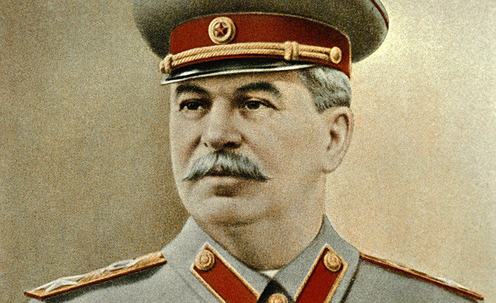 Ещё одна неожиданно всплывшая правда о Иосифе Сталине