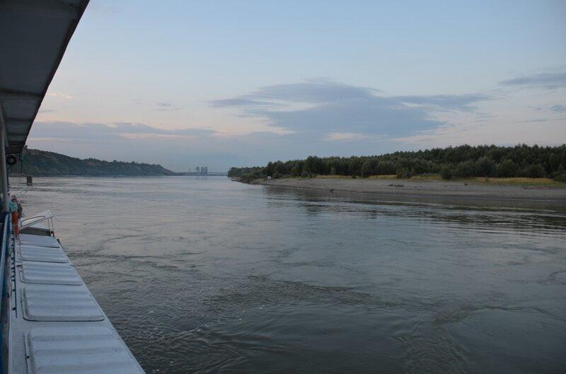 Берег левый, берег правый… Обь в районе Барнаула
