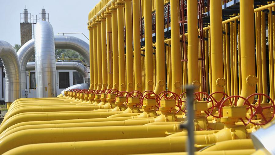 Суд арестовал поставки газа из Словакии на Украину