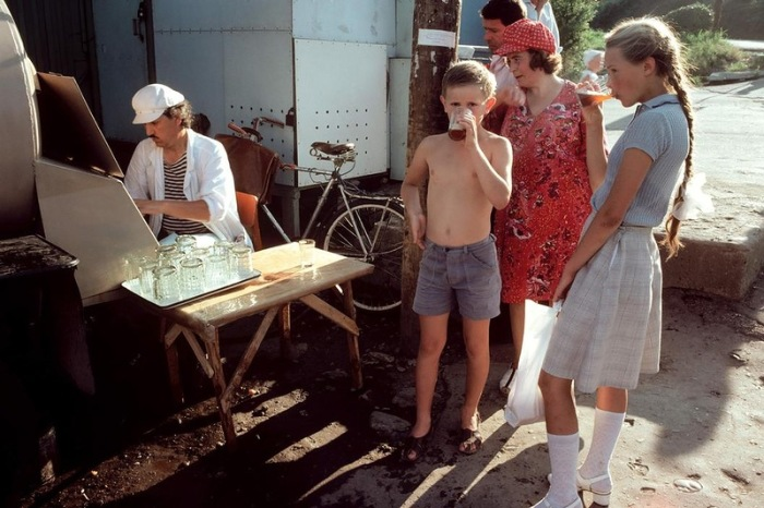 Как это было: Душевные фото из СССР начала 1980-х
