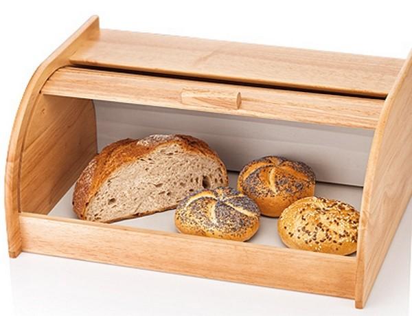 Деревянная хлебница фото