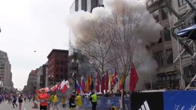 Сайт с видеозаписью взрыва в…