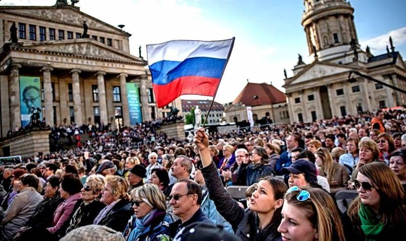 Что русскому здорово, то немцу - смерть