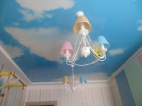 Голубой потолок 3