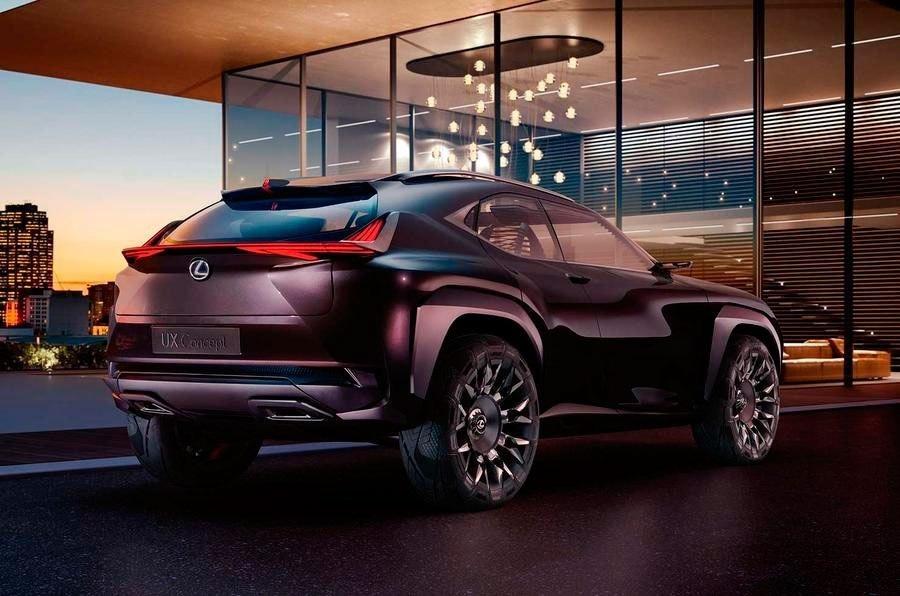 В линейке Lexus появится новый маленький кроссовер.