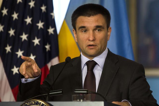 Глава МИД Украины: разговор …