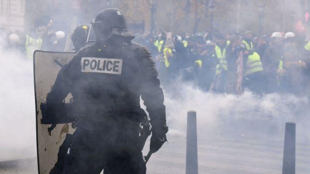 «Немедленный выход Франции из НАТО» — Жёлтые Жилеты опубликовали 25пунктов своей программы