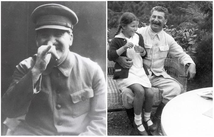 Сталин, каким его знали единицы: Фотографии «вождя народов» в окружении семьи и друзей