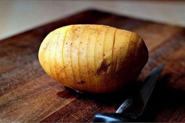 Что можно сделать из одной картофелины 2