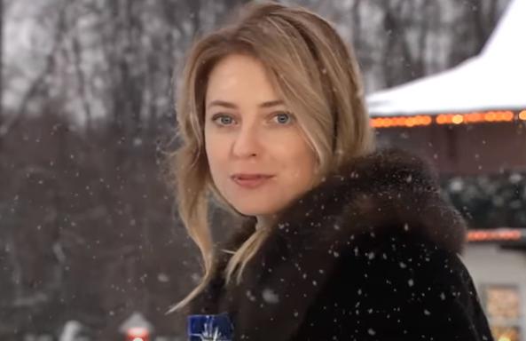 Наталья Поклонская опубликовала поздравление с Новым 2019 годом