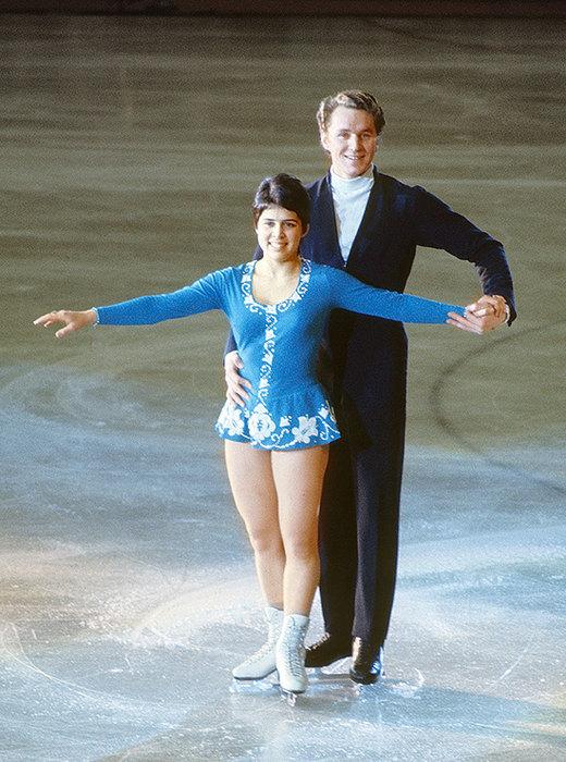 Ирина Роднина и Алексей Уланов