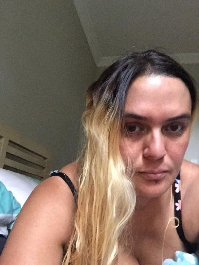 Ей испортили волосы в дорогом салоне. А исправил все обычный парикмахер