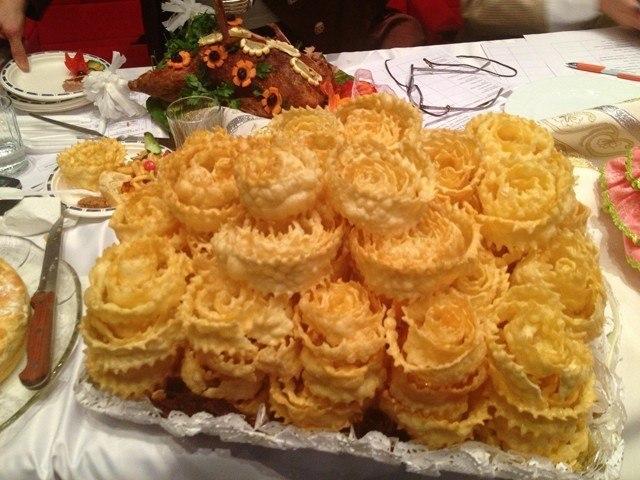 Урама или паурсак - вкуснейшее татарское национальное блюдо