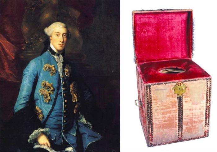 Хранитель королевского стула - самая желанная и почетная должность при дворе монархов