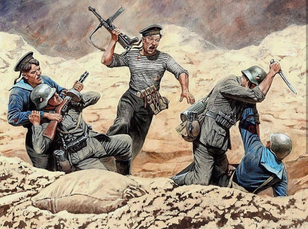 И один в поле воин, или как один лейтенант 26 фашистов пленил