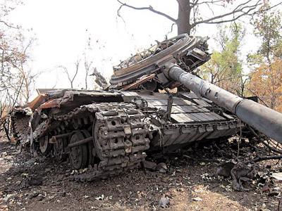 Бесславная гибель «сверхчеловеков» Майдана