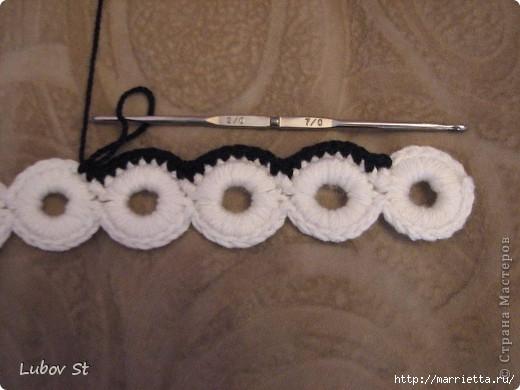 Сумочка из колец с бисером. Вязание крючком без отрыва ниток (25) (520x390, 106Kb)