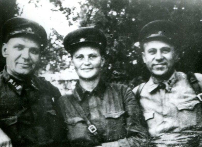 Как 20-летняя советская девушка уничтожила взвод нацистов
