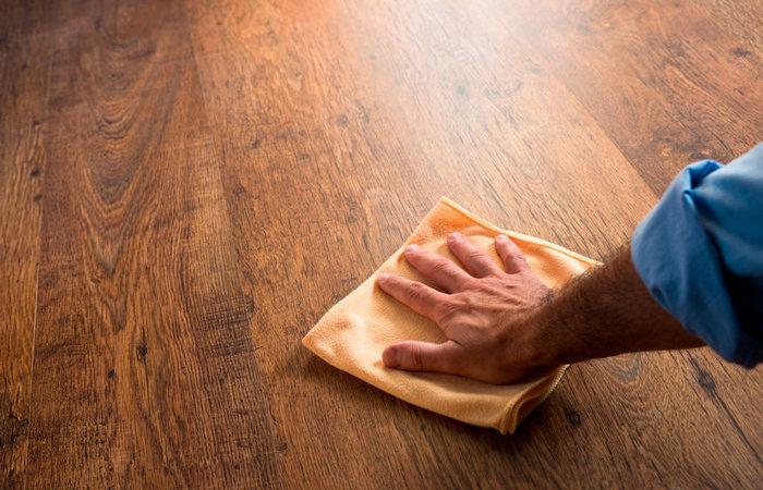 Простые способы очистить деревянную мебель
