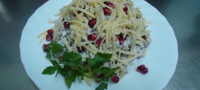 Рецепт салата мужской каприз с говядиной