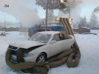 Молитва для запуска двигателя в мороз