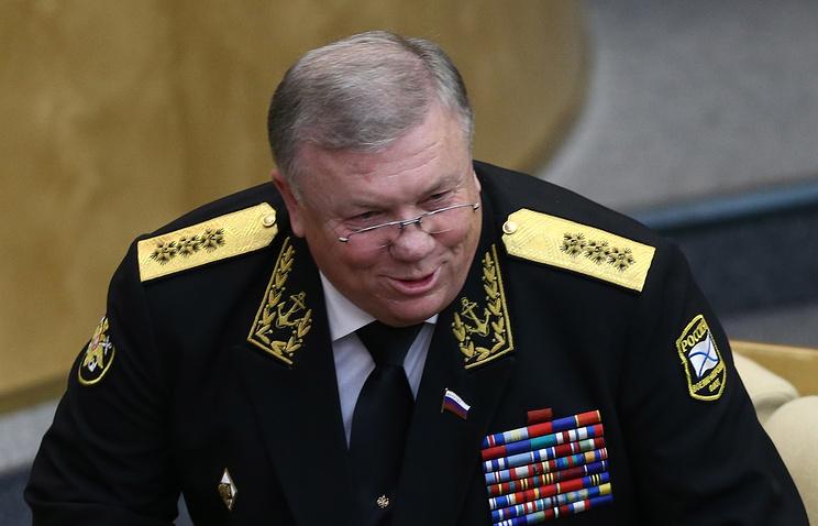 Адмирал Комоедов: России и Китаю нужно договориться