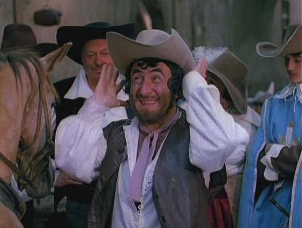 Д'Артаньян и три мушкетера: история создания, рассказанная режиссером