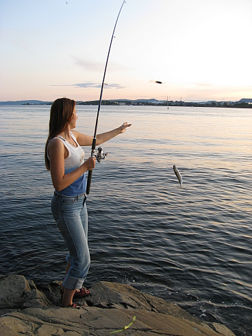 какая рыба ловится на удочку